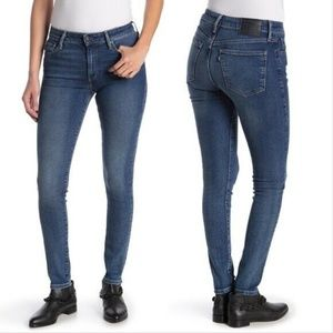 Levis Made & Crafted 721 High Rise Skinny Jeans